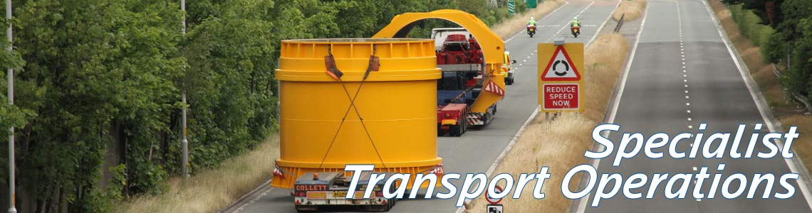 Specialist Transport Operations Courses
