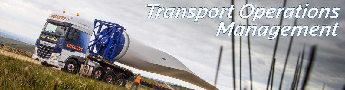 Transport Operations Management