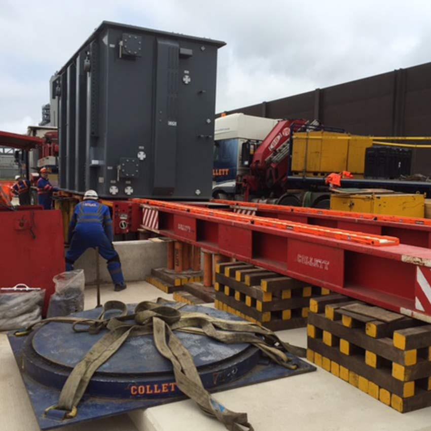 Abnormal Loads Transport Operations Management